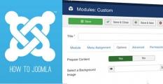 รู้หรือไม่ว่า เราสามารถใช้ Joomla! Plugin ในโมดูลได้