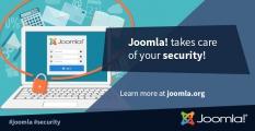 งานของทีมรักษาความปลอดภัย Joomla
