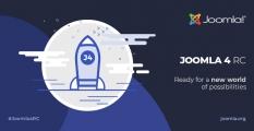 Joomla 4 RC 1 และ Joomla 3.10 Alpha 6 มาแล้ว